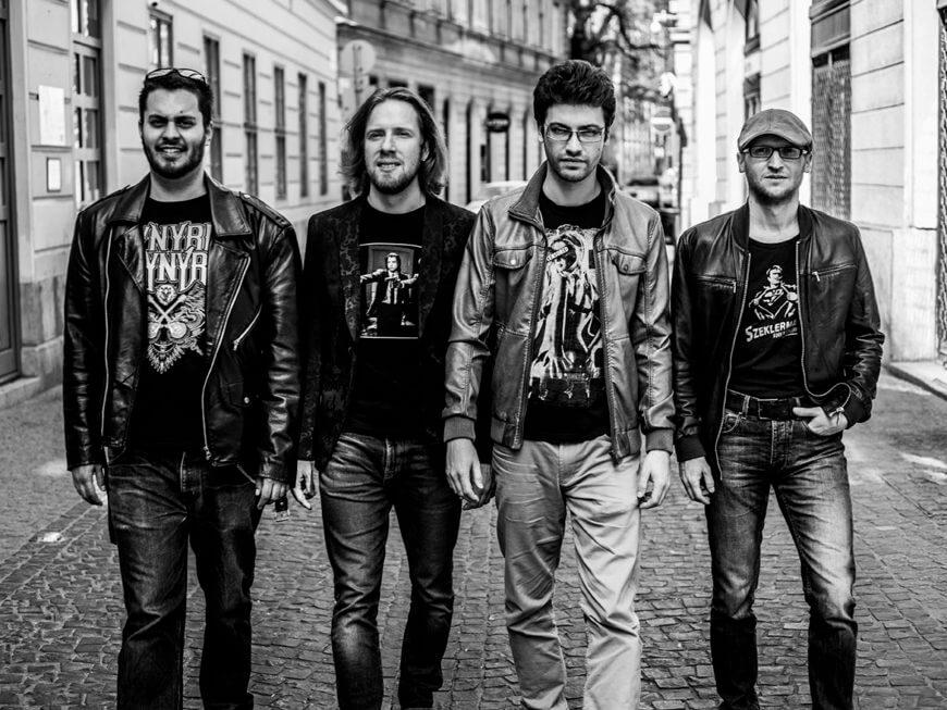 Loyal, a káeurópai blues rock-banda