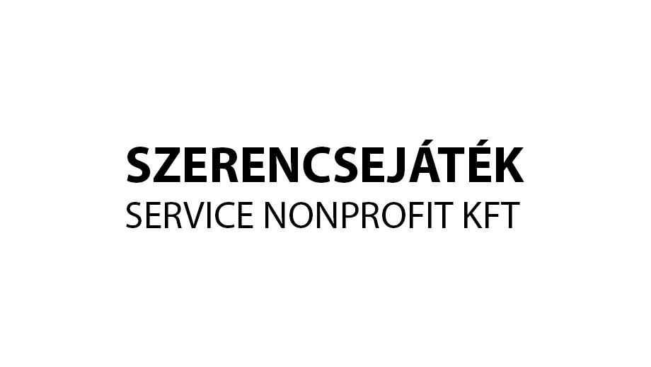 SZERENCSEJÁTÉK SERVICE NONPROFIT KFT